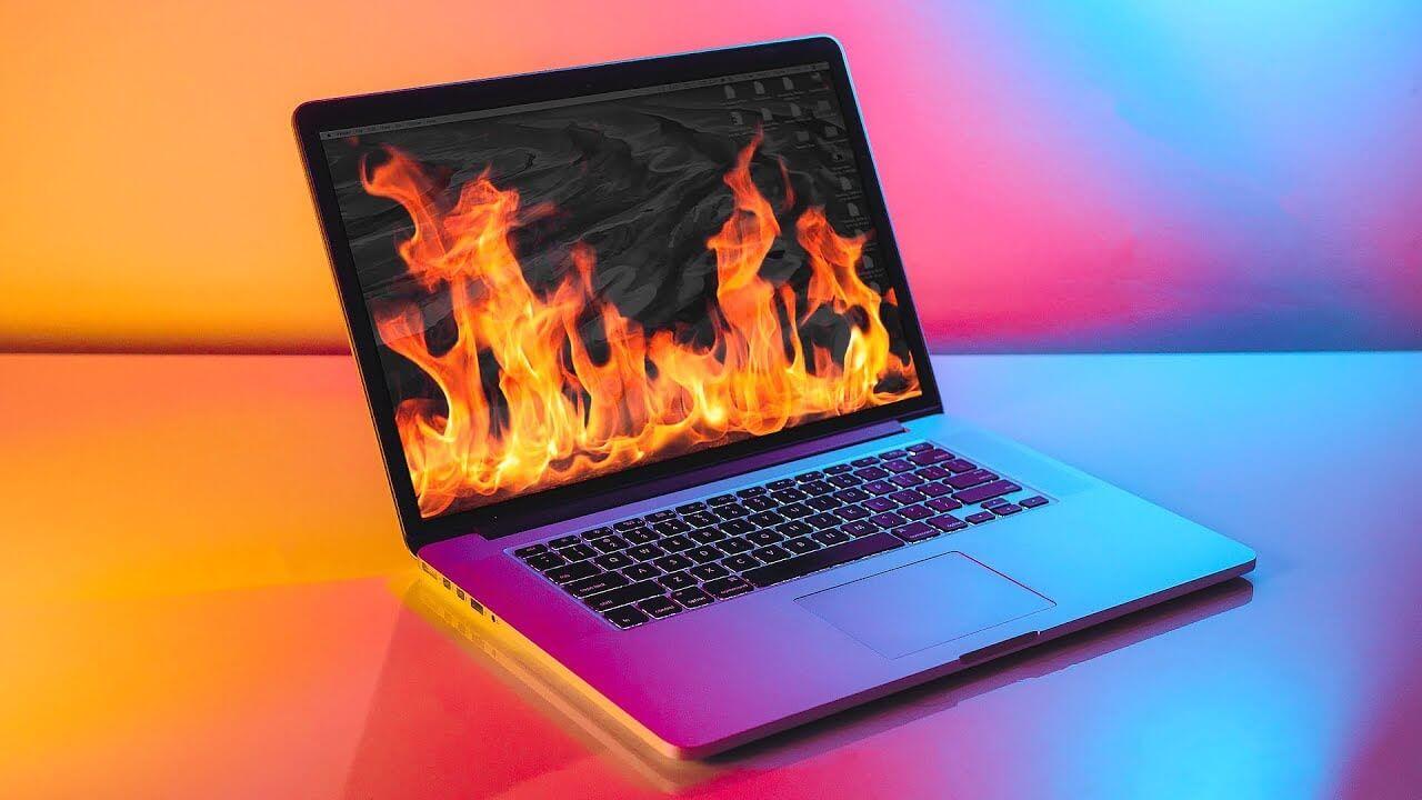 """Советы """"Как уберечь MacBook от перегрева"""""""