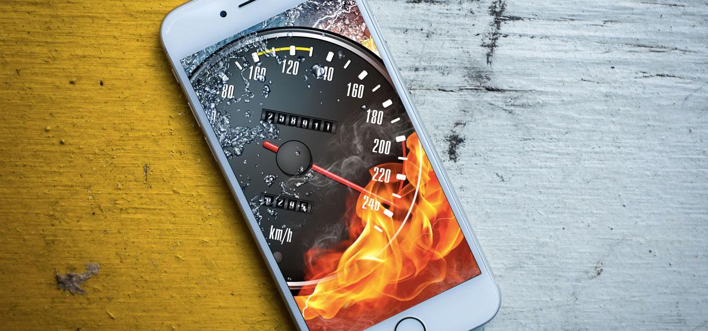 Способи прискорити роботу iPhone або iPad за 10 секунд