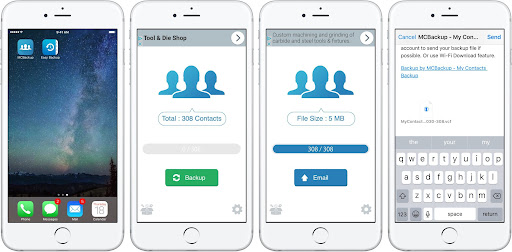 Як зробити резервну копію контактів з iPhone в формат CSV або Excel